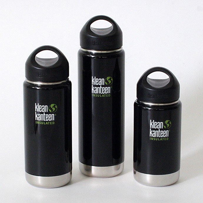 Klean Kanteen ワイド・インスレート ブラックエクリプス 12oz./16oz./20oz.<img class='new_mark_img2' src='//img.shop-pro.jp/img/new/icons47.gif' style='border:none;display:inline;margin:0px;padding:0px;width:auto;' /> 01