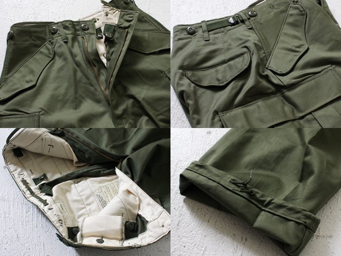 EHS Vintage U.S.ARMY デッドストック M-1951 フィールドパンツ<img class='new_mark_img2' src='//img.shop-pro.jp/img/new/icons47.gif' style='border:none;display:inline;margin:0px;padding:0px;width:auto;' /> 02