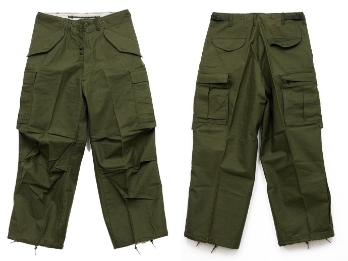 EHS Vintage U.S.ARMY デッドストック M-65 フィールドパンツ S/S<img class='new_mark_img2' src='//img.shop-pro.jp/img/new/icons47.gif' style='border:none;display:inline;margin:0px;padding:0px;width:auto;' /> 02