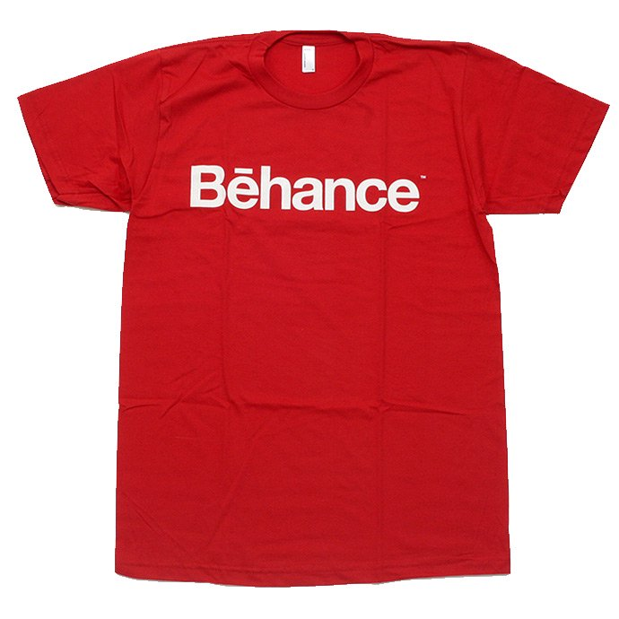 Behance Outfitter Behance ロゴTシャツ - レッド<img class='new_mark_img2' src='//img.shop-pro.jp/img/new/icons47.gif' style='border:none;display:inline;margin:0px;padding:0px;width:auto;' /> 01