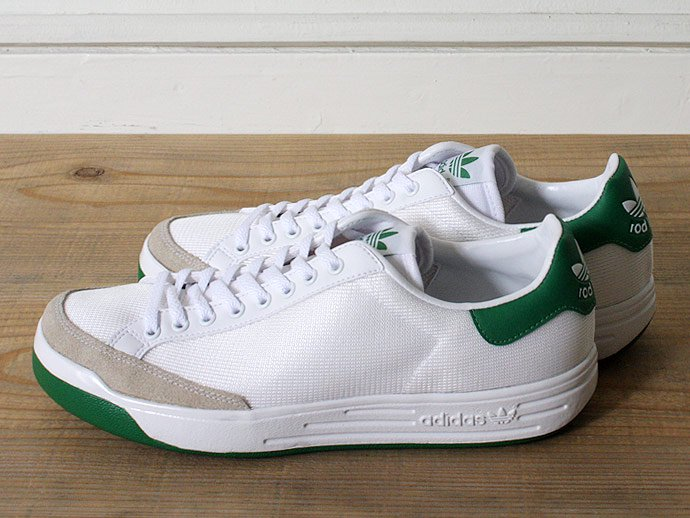 adidas Rod Laver ロッドレーバー ホワイト×グリーン<img class='new_mark_img2' src='//img.shop-pro.jp/img/new/icons47.gif' style='border:none;display:inline;margin:0px;padding:0px;width:auto;' /> 02