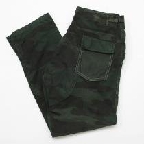 Hexico / Deformer Pants - Tapered, Baker Type  Ex. US Camoufage 6P Over Dye Wash