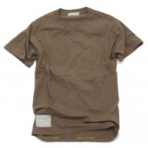 Hexico Deformer T Shirts - V Poket  Ex. US ARMY Crew Neck<img class='new_mark_img2' src='//img.shop-pro.jp/img/new/icons47.gif' style='border:none;display:inline;margin:0px;padding:0px;width:auto;' />