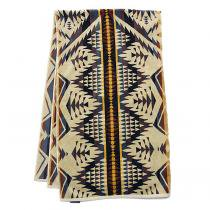 PENDLETON Oversized Jacquard Towel - Diamond Desert