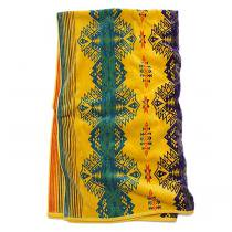 PENDLETON Oversized Jacquard Towel - Sun Dancer