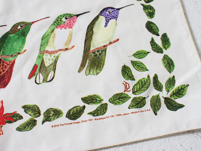 45502311 The Printed Image / Nature Facts Bandanas - Hummingbirds ブリンテッドイメージ/ネイチャープリントバンダナ<img class='new_mark_img2' src='//img.shop-pro.jp/img/new/icons47.gif' style='border:none;display:inline;margin:0px;padding:0px;width:auto;' /> 02