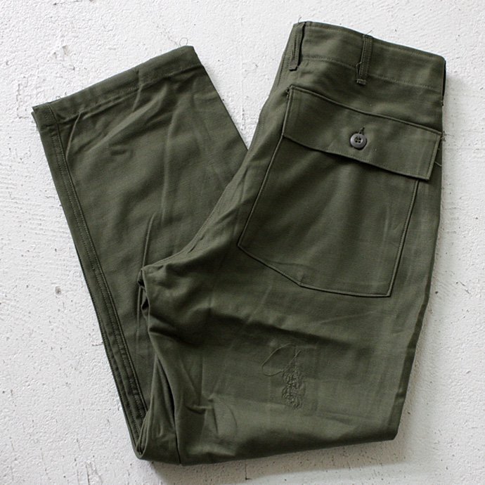 EHS Vintage Deadstock U.S. Army Utility Trousers - W32 L29 D2701<img class='new_mark_img2' src='//img.shop-pro.jp/img/new/icons47.gif' style='border:none;display:inline;margin:0px;padding:0px;width:auto;' /> 01