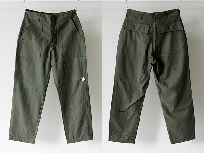 EHS Vintage Deadstock U.S. Army Utility Trousers - W32 L29 D2701<img class='new_mark_img2' src='//img.shop-pro.jp/img/new/icons47.gif' style='border:none;display:inline;margin:0px;padding:0px;width:auto;' /> 02