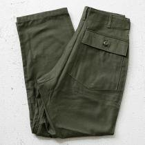 EHS Vintage Deadstock U.S. Army Utility Trousers - W32 L29 D2702<img class='new_mark_img2' src='//img.shop-pro.jp/img/new/icons47.gif' style='border:none;display:inline;margin:0px;padding:0px;width:auto;' />