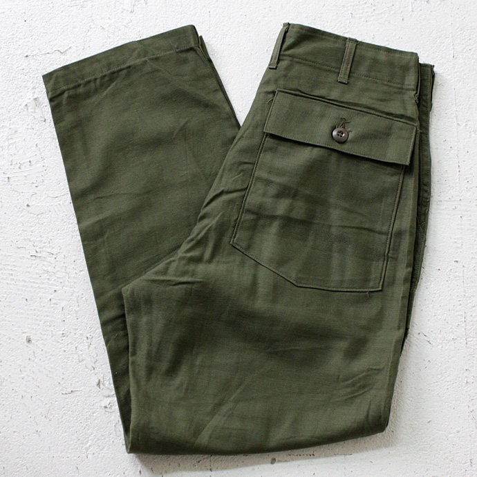 EHS Vintage Deadstock U.S. Army Utility Trousers - W32 L29 D2703<img class='new_mark_img2' src='//img.shop-pro.jp/img/new/icons47.gif' style='border:none;display:inline;margin:0px;padding:0px;width:auto;' /> 01