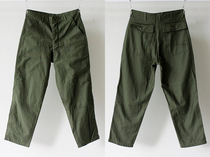 EHS Vintage Deadstock U.S. Army Utility Trousers - W32 L29 D2703<img class='new_mark_img2' src='//img.shop-pro.jp/img/new/icons47.gif' style='border:none;display:inline;margin:0px;padding:0px;width:auto;' /> 02