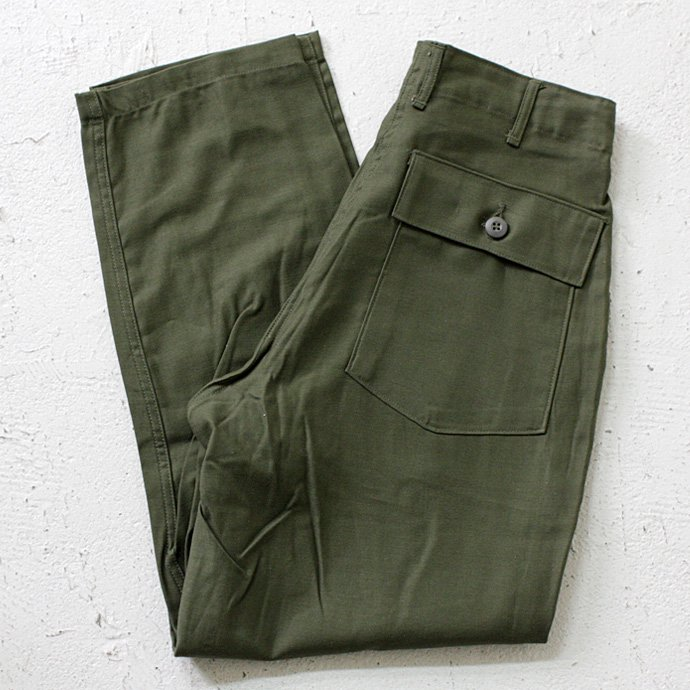 EHS Vintage Deadstock U.S. Army Utility Trousers - W32 L29 D2704<img class='new_mark_img2' src='//img.shop-pro.jp/img/new/icons47.gif' style='border:none;display:inline;margin:0px;padding:0px;width:auto;' /> 01