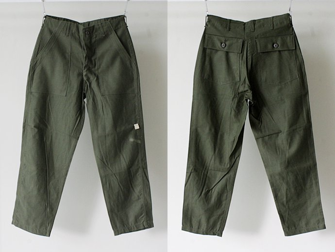 EHS Vintage Deadstock U.S. Army Utility Trousers - W32 L29 D2704<img class='new_mark_img2' src='//img.shop-pro.jp/img/new/icons47.gif' style='border:none;display:inline;margin:0px;padding:0px;width:auto;' /> 02