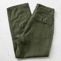 EHS Vintage Deadstock U.S. Army Utility Trousers - W32 L29 D2704<img class='new_mark_img2' src='//img.shop-pro.jp/img/new/icons47.gif' style='border:none;display:inline;margin:0px;padding:0px;width:auto;' />