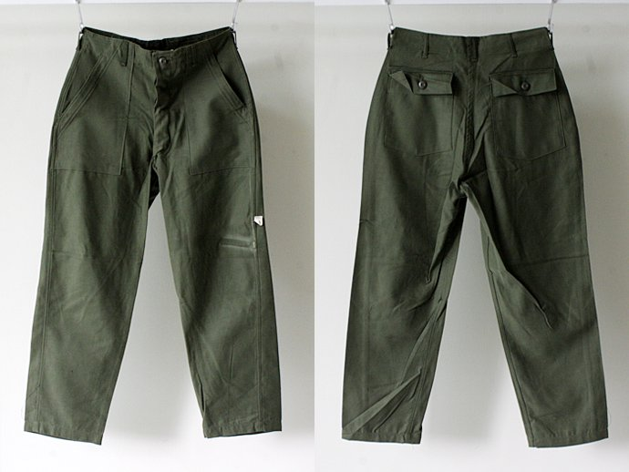 EHS Vintage Deadstock U.S. Army Utility Trousers - W32 L29 D2705<img class='new_mark_img2' src='//img.shop-pro.jp/img/new/icons47.gif' style='border:none;display:inline;margin:0px;padding:0px;width:auto;' /> 02