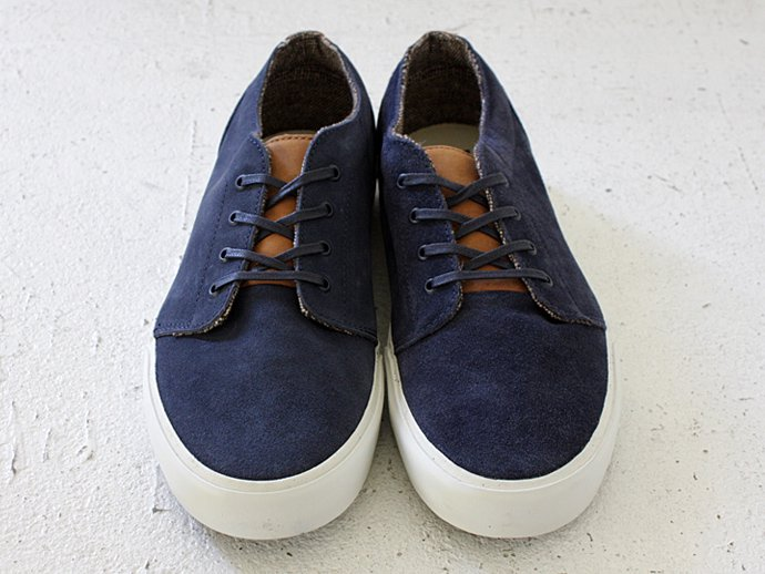 VANS 106 Vulcanized CA - Suede Dress Blues<img class='new_mark_img2' src='//img.shop-pro.jp/img/new/icons47.gif' style='border:none;display:inline;margin:0px;padding:0px;width:auto;' /> 02