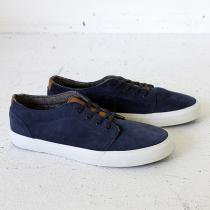 VANS 106 Vulcanized CA - Suede Dress Blues<img class='new_mark_img2' src='//img.shop-pro.jp/img/new/icons47.gif' style='border:none;display:inline;margin:0px;padding:0px;width:auto;' />