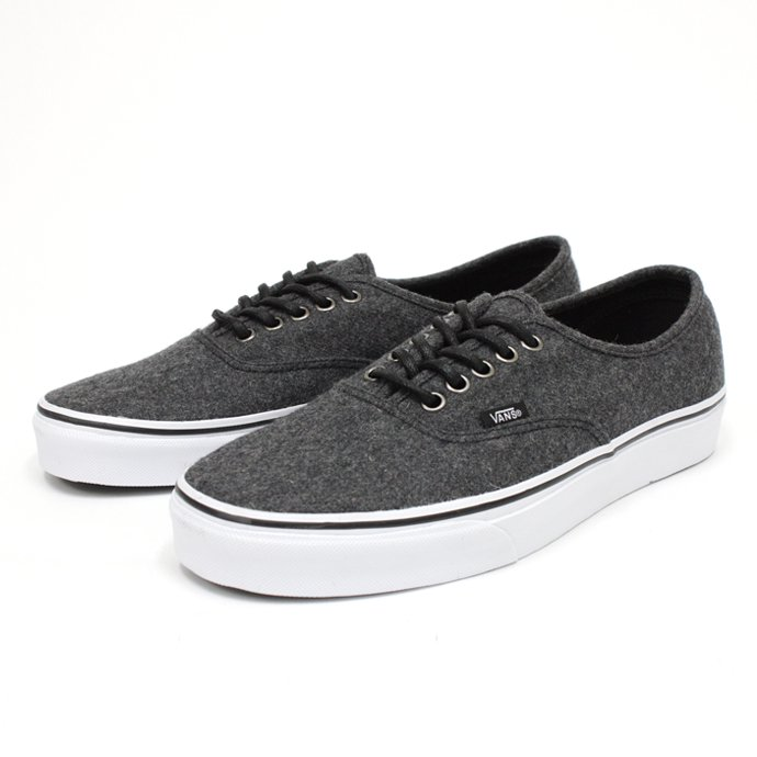 49004691 VANS / Authentic Wool - Dark Shadow<img class='new_mark_img2' src='//img.shop-pro.jp/img/new/icons47.gif' style='border:none;display:inline;margin:0px;padding:0px;width:auto;' /> 01