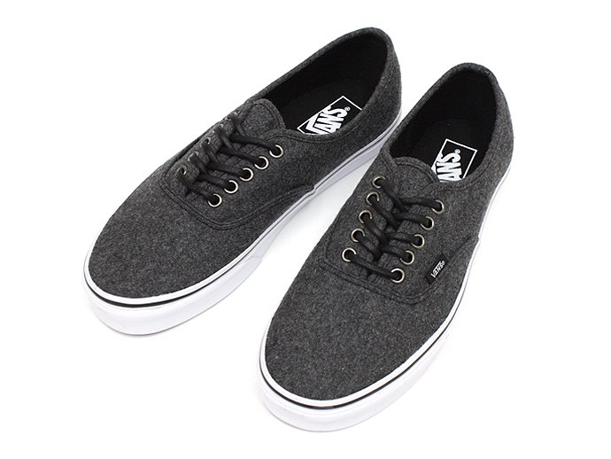49004691 VANS / Authentic Wool - Dark Shadow<img class='new_mark_img2' src='//img.shop-pro.jp/img/new/icons47.gif' style='border:none;display:inline;margin:0px;padding:0px;width:auto;' /> 02