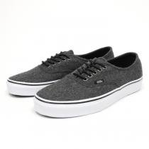VANS / Authentic Wool - Dark Shadow