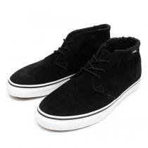 VANS Chukka Decon Fleece Lining - Black<img class='new_mark_img2' src='//img.shop-pro.jp/img/new/icons47.gif' style='border:none;display:inline;margin:0px;padding:0px;width:auto;' />