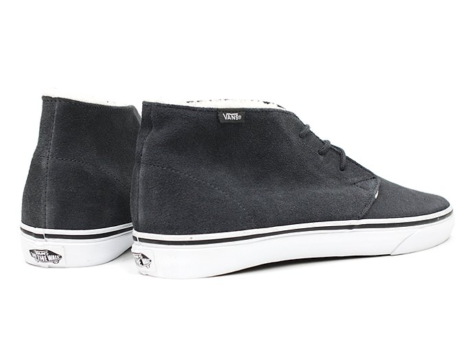 49009877 VANS / Chukka Decon Fleece Lining - Dark Shadow<img class='new_mark_img2' src='//img.shop-pro.jp/img/new/icons47.gif' style='border:none;display:inline;margin:0px;padding:0px;width:auto;' /> 02