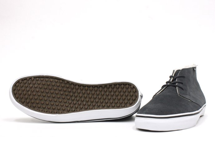 VANS Chukka Decon Fleece Lining - Dark Shadow<img class='new_mark_img2' src='//img.shop-pro.jp/img/new/icons47.gif' style='border:none;display:inline;margin:0px;padding:0px;width:auto;' /> 02