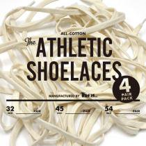 This is... / All-Cotton Athletic Shoelaces コットンシューレース - 4組パック