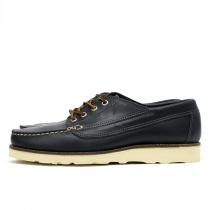 OAK STREET BOOTMAKERS / Vibram Sole Trail Oxford ビブラムソール トレイルオックスフォード- Navy<img class='new_mark_img2' src='//img.shop-pro.jp/img/new/icons20.gif' style='border:none;display:inline;margin:0px;padding:0px;width:auto;' />