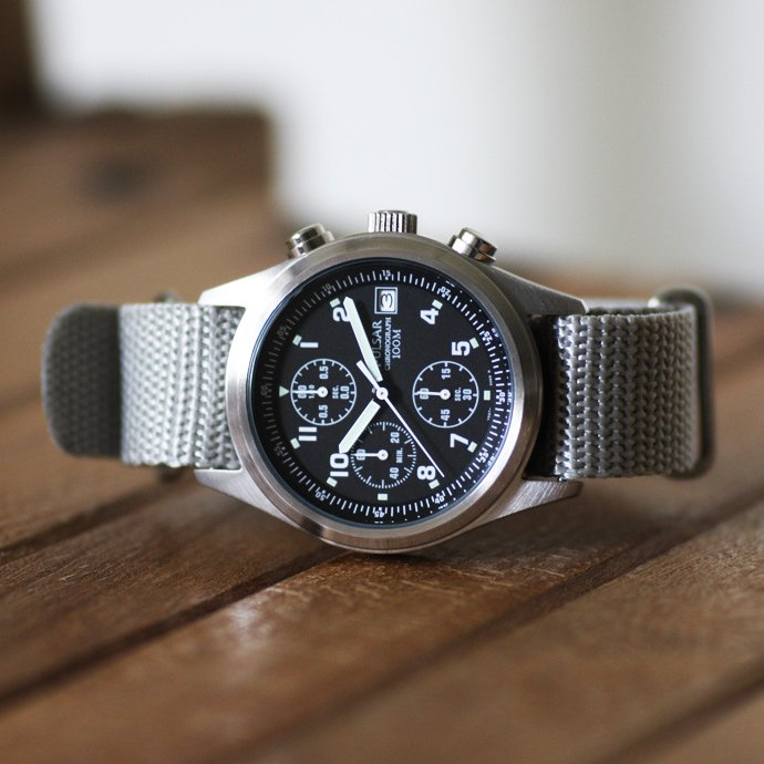 Other Brands PULSAR / Military Chronograph Watch<img class='new_mark_img2' src='//img.shop-pro.jp/img/new/icons47.gif' style='border:none;display:inline;margin:0px;padding:0px;width:auto;' /> 01