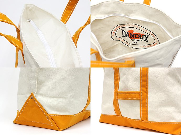 Other Brands DANDUX / Canvas Coal Bag - Yellow<img class='new_mark_img2' src='//img.shop-pro.jp/img/new/icons47.gif' style='border:none;display:inline;margin:0px;padding:0px;width:auto;' /> 02