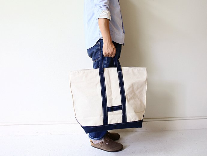 Other Brands DANDUX / Canvas Coal Bag - Navy<img class='new_mark_img2' src='//img.shop-pro.jp/img/new/icons47.gif' style='border:none;display:inline;margin:0px;padding:0px;width:auto;' /> 02