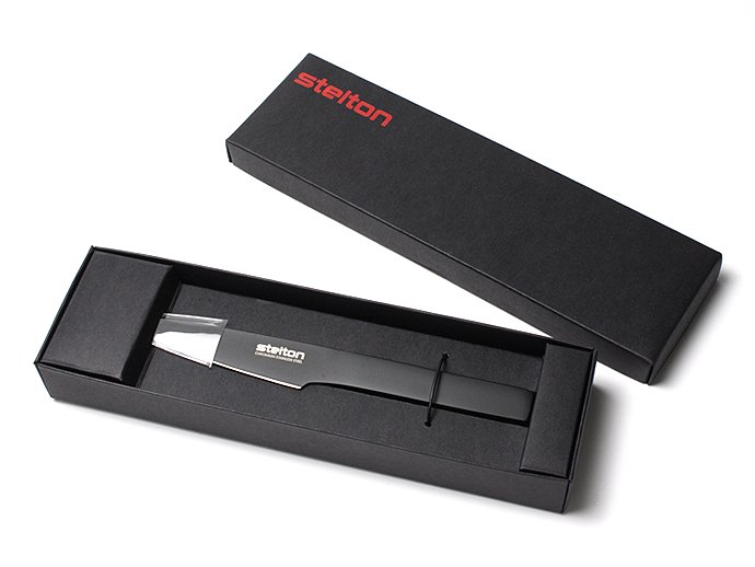 Other Brands STELTON / Pure Black Utility Knife<img class='new_mark_img2' src='//img.shop-pro.jp/img/new/icons47.gif' style='border:none;display:inline;margin:0px;padding:0px;width:auto;' /> 02