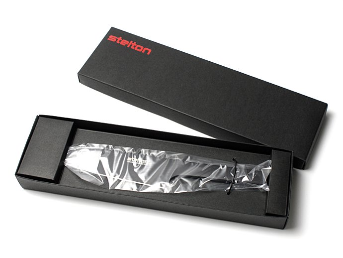 50128641 STELTON / Pure Black Chef's Knife - Small<img class='new_mark_img2' src='//img.shop-pro.jp/img/new/icons47.gif' style='border:none;display:inline;margin:0px;padding:0px;width:auto;' /> 02