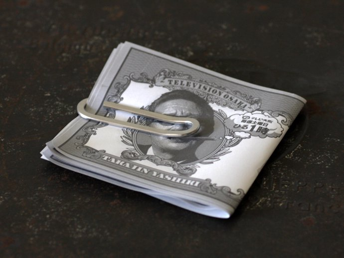 Other Brands Philippi / Yap Money Clip フィリッピ マネークリップ 02