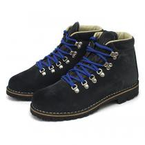 Other Brands ASPROMONTE / Mariel Mountain Boots - Navy