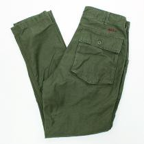 Hexico / Deformer Pants - Gored Pocket Tapered Ex. U.S. Used Baker