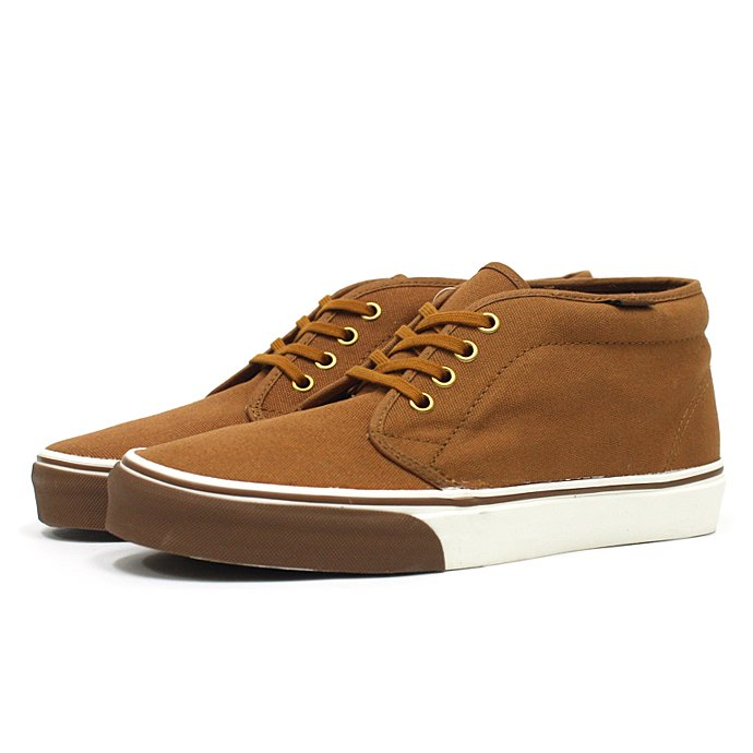 VANS Heavy Canvas Chukka Boot - Spice/Marshmallow<img class='new_mark_img2' src='//img.shop-pro.jp/img/new/icons47.gif' style='border:none;display:inline;margin:0px;padding:0px;width:auto;' /> 01