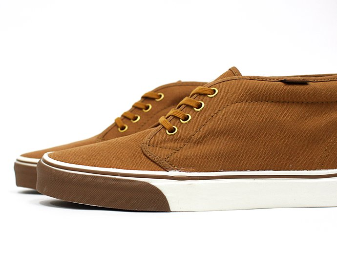 VANS Heavy Canvas Chukka Boot - Spice/Marshmallow<img class='new_mark_img2' src='//img.shop-pro.jp/img/new/icons47.gif' style='border:none;display:inline;margin:0px;padding:0px;width:auto;' /> 02