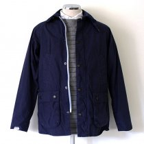 Barbour Bedale SL Garment Dye - Navy<img class='new_mark_img2' src='//img.shop-pro.jp/img/new/icons47.gif' style='border:none;display:inline;margin:0px;padding:0px;width:auto;' />
