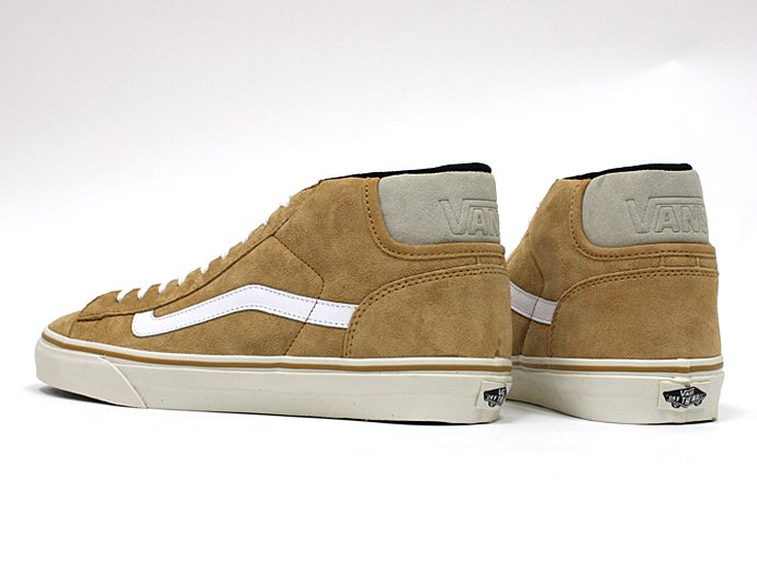VANS Mid Skool '77 CA Suede - Bone Brown<img class='new_mark_img2' src='//img.shop-pro.jp/img/new/icons47.gif' style='border:none;display:inline;margin:0px;padding:0px;width:auto;' /> 02