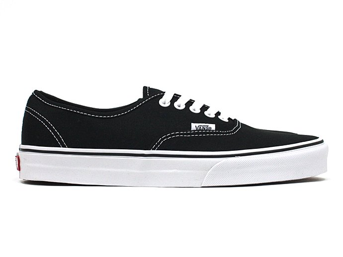 56739668 VANS / Authentic - Black<img class='new_mark_img2' src='//img.shop-pro.jp/img/new/icons47.gif' style='border:none;display:inline;margin:0px;padding:0px;width:auto;' /> 02