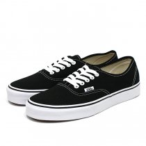 VANS Authentic - Black<img class='new_mark_img2' src='//img.shop-pro.jp/img/new/icons47.gif' style='border:none;display:inline;margin:0px;padding:0px;width:auto;' />