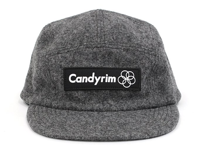 56866269 Candyrim / Wool 5-Panel Cap - Heather Grey<img class='new_mark_img2' src='//img.shop-pro.jp/img/new/icons47.gif' style='border:none;display:inline;margin:0px;padding:0px;width:auto;' /> 02