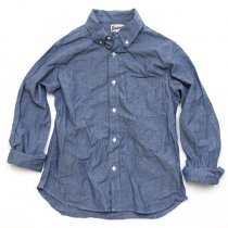 TAURUS / Chambray Sport Shirt<img class='new_mark_img2' src='//img.shop-pro.jp/img/new/icons47.gif' style='border:none;display:inline;margin:0px;padding:0px;width:auto;' />