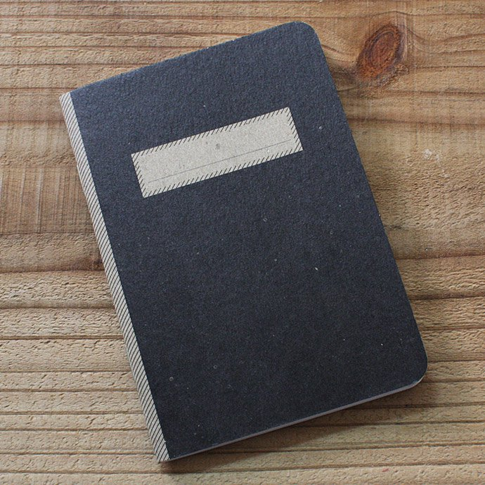 57047743 SCOUT BOOKS / Composition Notebook(コンポジション ノートブック) - Black 02
