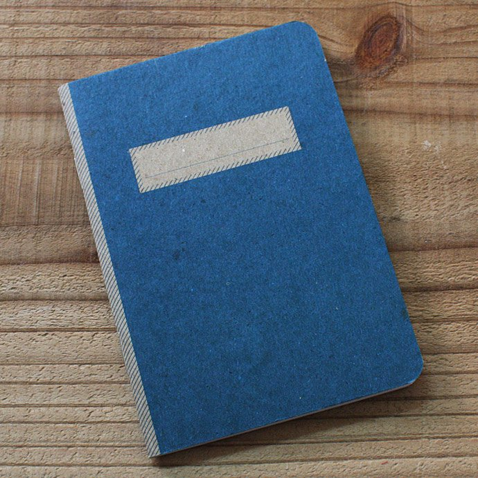 SCOUT BOOKS Composition Notebook(コンポジション ノートブック) - Cyan 01
