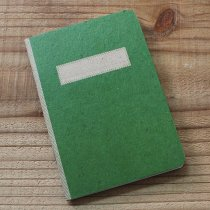 SCOUT BOOKS Composition Notebook(コンポジション ノートブック) - Green
