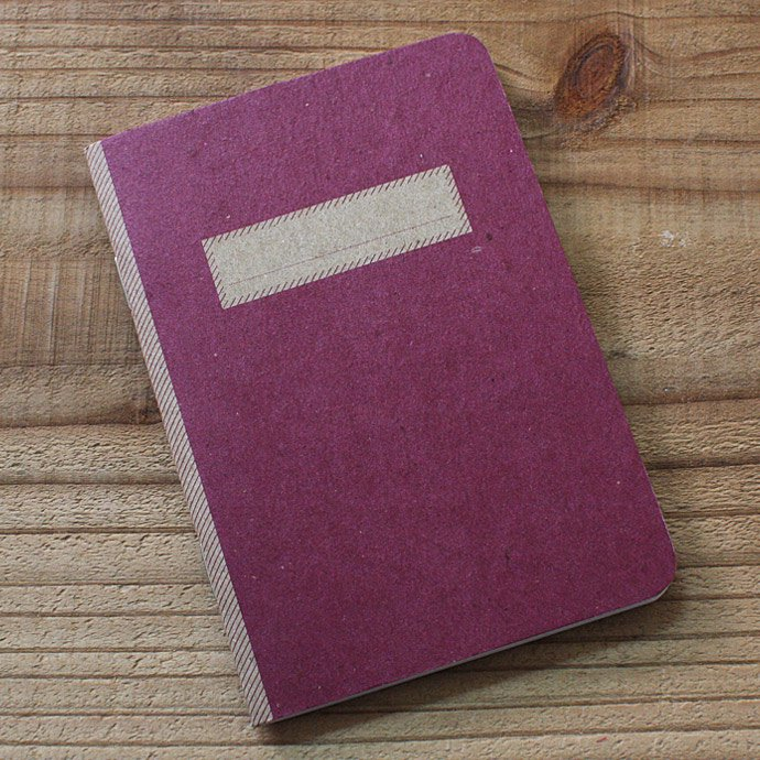 SCOUT BOOKS Composition Notebook(コンポジション ノートブック) - Purple 01