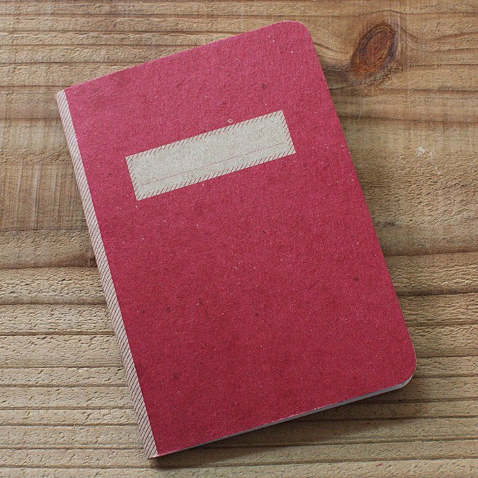 SCOUT BOOKS Composition Notebook(コンポジション ノートブック) - Magenta 01